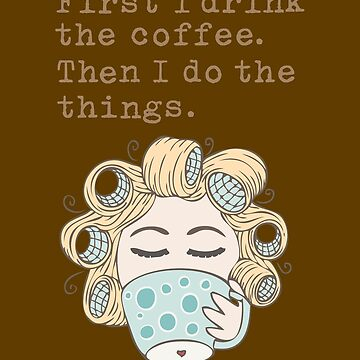 Caffeine Freaks, Java Lovers, Coffee Drinkers, Coffee Lover, Coffee Addict T-shirts, Gifts, and Clothing by manbird