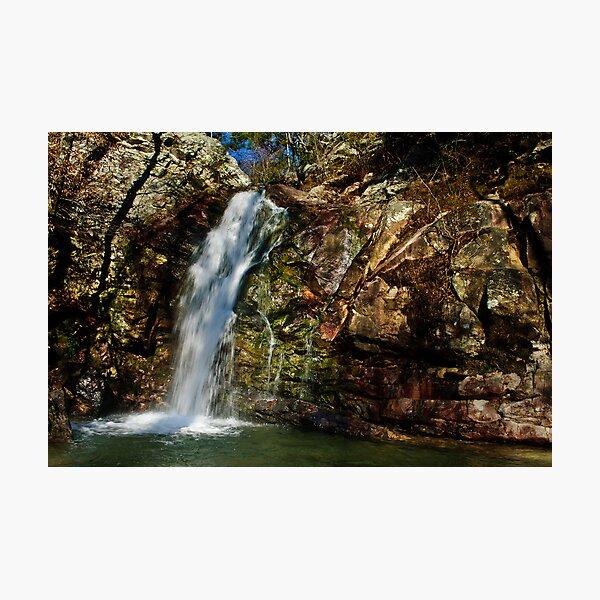 peavine falls Photographic Print