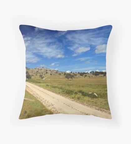 Tenterfield Tourist Drive #9 Throw Pillow