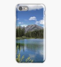 Mount Lorette Ponds 2 iPhone Case/Skin