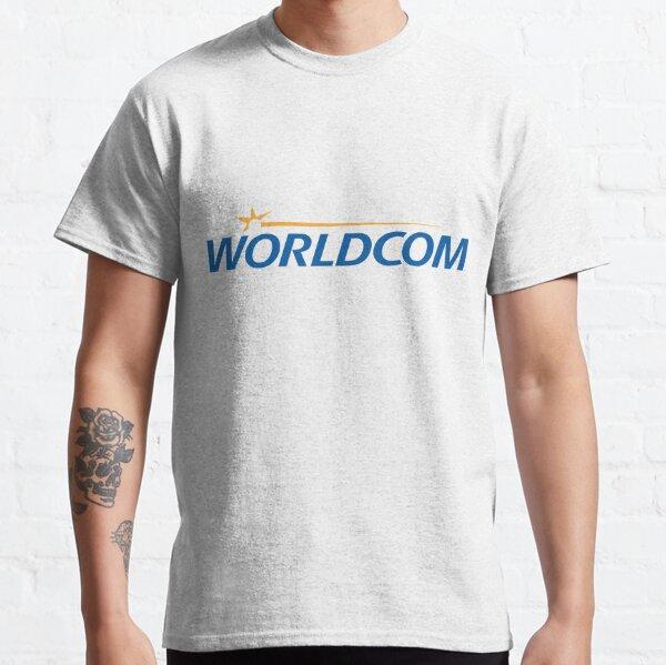 WORLDCOM T-SHIRT - Defunct Telecommunications Company Classic T-Shirt