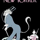 NEW YORKER ; Vintage 1926 Magazine Cover Print by posterbobs
