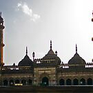 The Asfi Mosque by magiceye