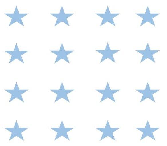 Blue Stars by Prady2Clik