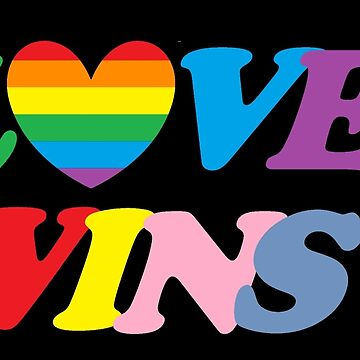 Love Wins! by BeachCafe
