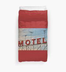 MOTEL Duvet Cover