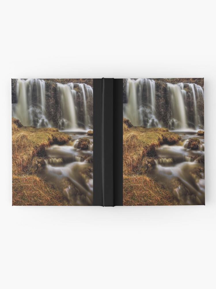 Alternate view of Silky Flow (2) Hardcover Journal