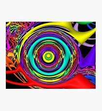 Color Vision Photographic Print