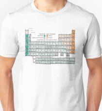 The Swedish Periodic Table Unisex T-Shirt