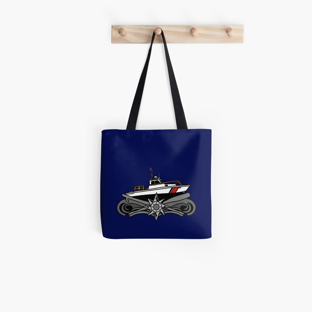 Boat Forces Insignia - 41 UTB Tote Bag