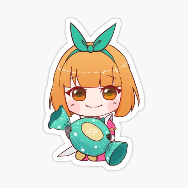Angela [Mobile Legends] Sweet Chunks ML Collection by Buns Sticker