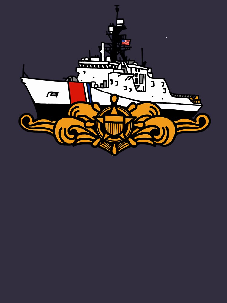 Coast Guard NSC Cutterman - Officer  by AlwaysReadyCltv