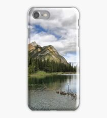 Mount Lorette Ponds iPhone Case/Skin