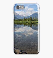 Vermillion Lakes, Banff, Alberta, Canada iPhone Case/Skin