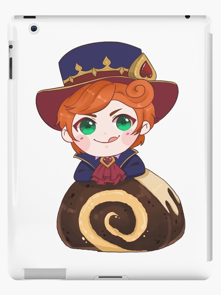 'Harley [Mobile Legends] Sweet Chunks ML Collection by Buns' iPad Case/Skin  by Bunsarts