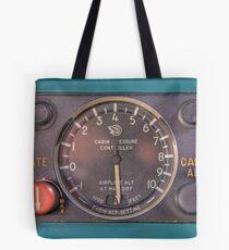 Cabin Pressure Tote Bag