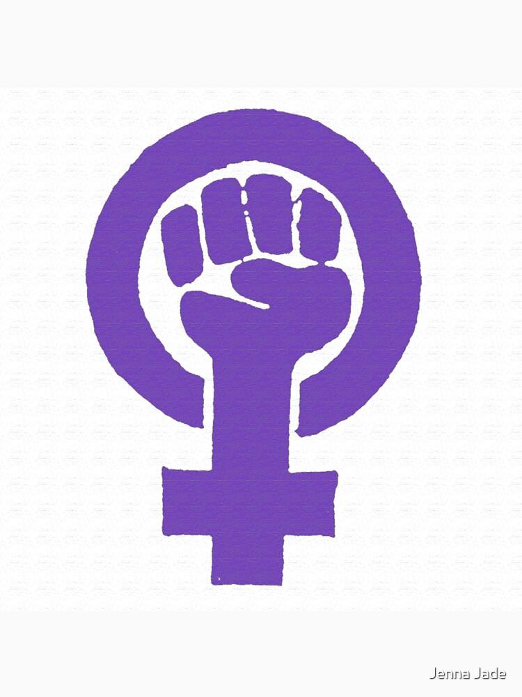 Feminist - Purple by BetteB