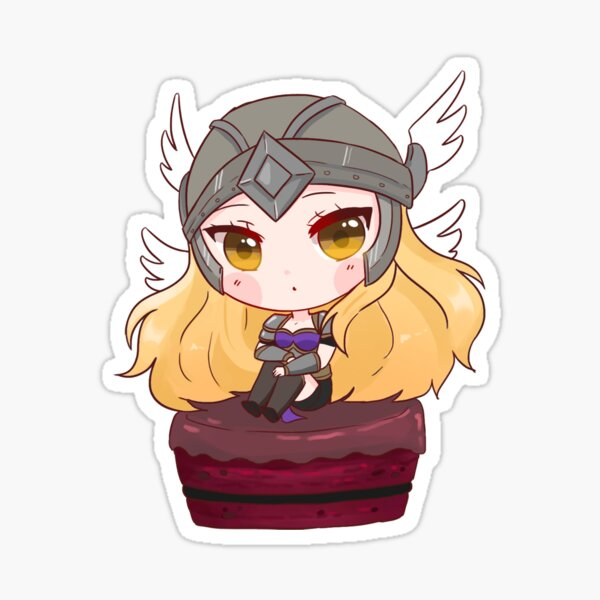 Freya [Mobile Legends] Sweet Chunks ML Collection by Buns Sticker