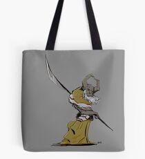 Horned Poleman Tote Bag