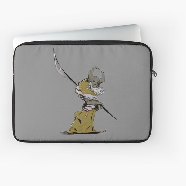 Horned Poleman Laptop Sleeve