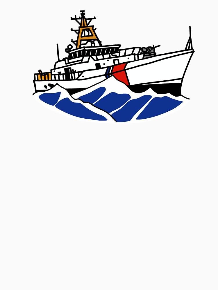 USCG Fast Response Cutter by AlwaysReadyCltv