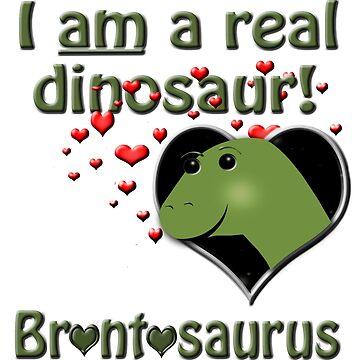 The reinstatement of Brontosaurus by SharonMurphy
