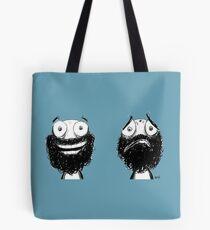 Happy and Sad Tote Bag