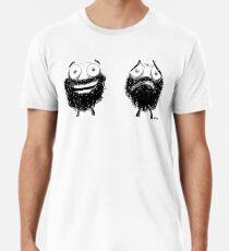 Happy and Sad Men's Premium T-Shirt