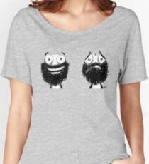 Happy and Sad Relaxed Fit T-Shirt