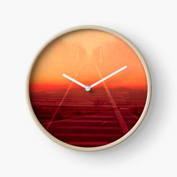 la voix du crepuscule Horloge