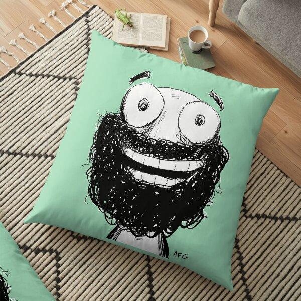 Happy! Floor Pillow