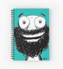 Happy! Spiral Notebook