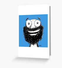 Happy! Greeting Card