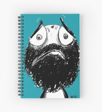 Sad! Spiral Notebook