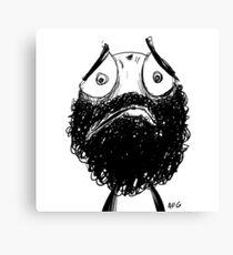 Sad! Canvas Print