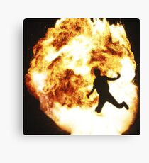 metro boomin not all heroes wear capes Canvas Print