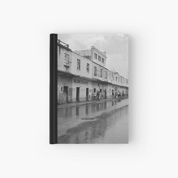 Mucha Lluvia en Mérida Hardcover Journal