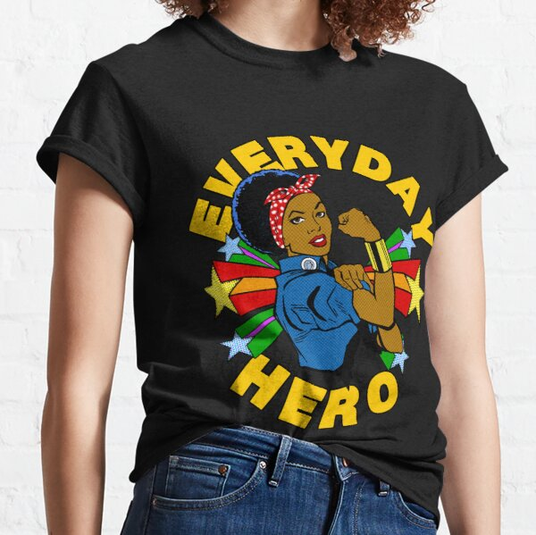 Held des Alltags - Fluss Classic T-Shirt