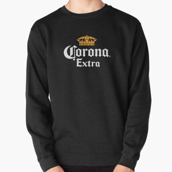 NOT Corona Extra Beer Logo Womens Sweater