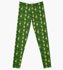 Putziges Ostermuster Leggings