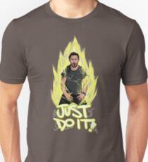 Mach es einfach! mit Shia Unisex T-Shirt