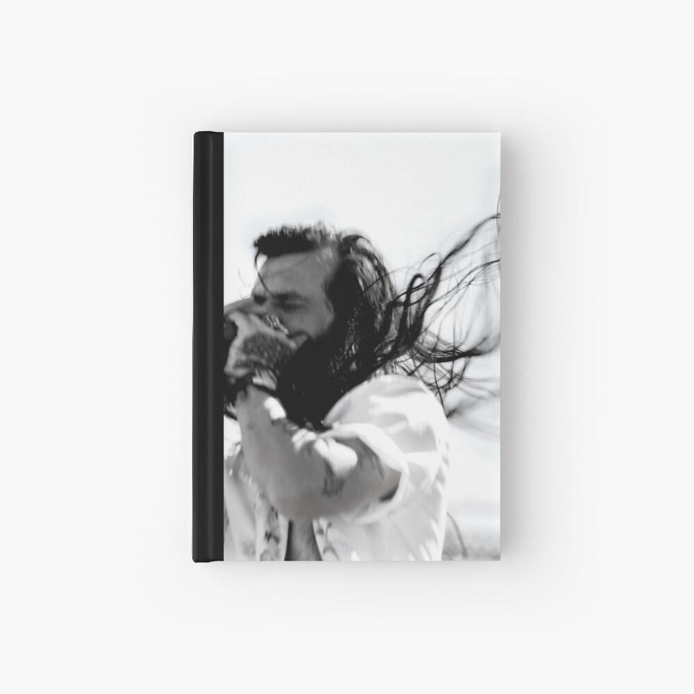 HARMONICA Hardcover Journal