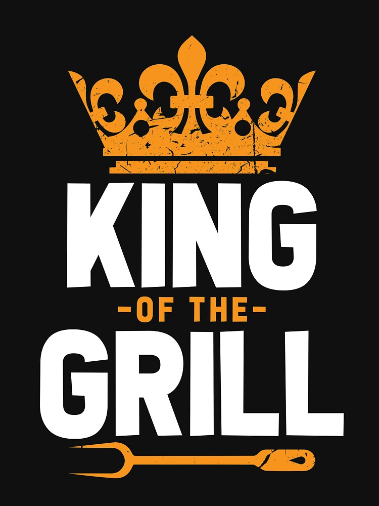 Grill king by GeschenkIdee
