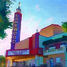 The Lakewood Theater by kcd-designs