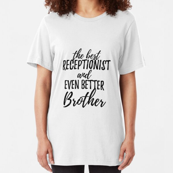 tee Behind Every Crazy Woman is a Brother Funny Women Sweatshirt