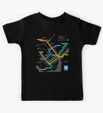 STM Montreal Metro Kids Clothes