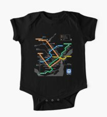 STM Montreal Metro One Piece - Short Sleeve
