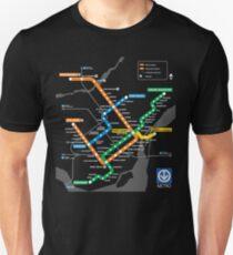 STM Montreal Metro Unisex T-Shirt