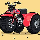 Honda ATC 70 by Adam1991
