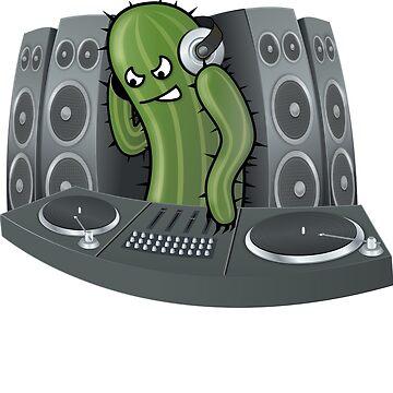 Cactus DJ by dechap